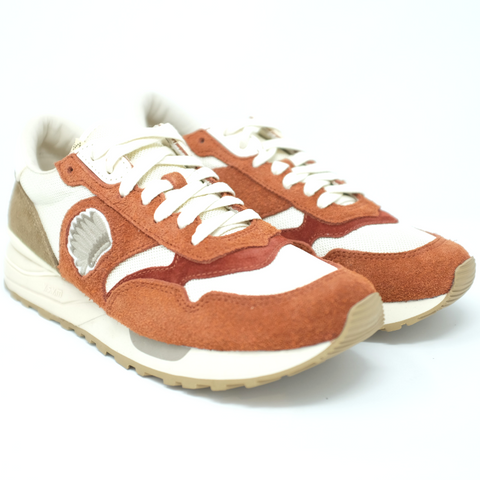 Visvim: Roland Jogger (red dirt)