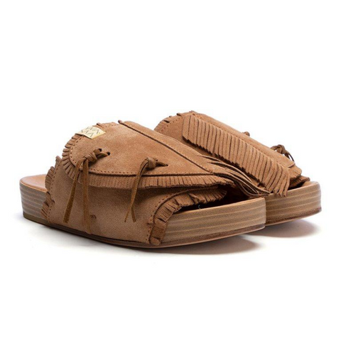 Visvim: Christo Shaman (brown)