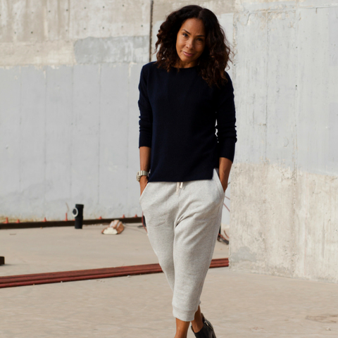 Nili Lotan: Nobis Sweatpants  (grey)