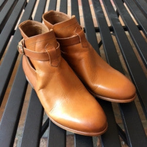 n.d.c (made by hand): Alma Leather Boots (208/natural)