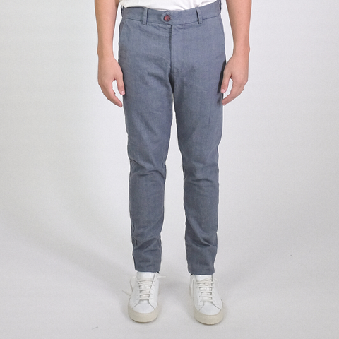 Canvas . Malibu: Denim Trouser (grey)