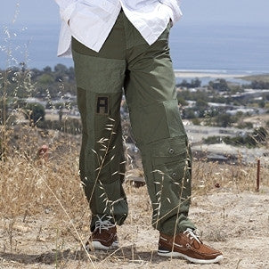 Needles: Fatigue Combat Pants (army)