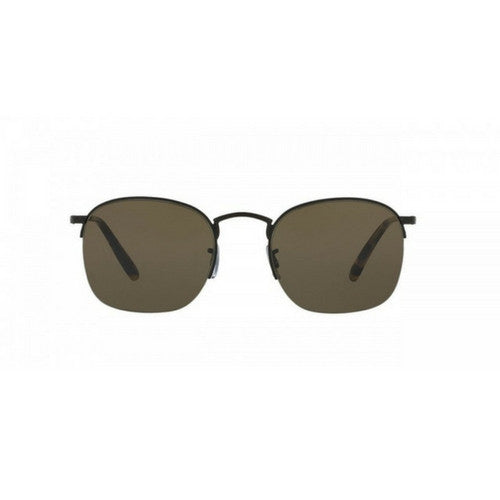 Oliver Peoples: Rickman (Matte black + G-15)