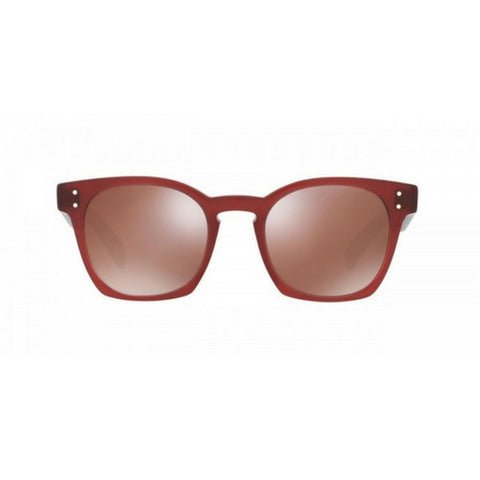 Oliver Peoples: Byredo (Dark Sangria + Rose Goldtone Glass)