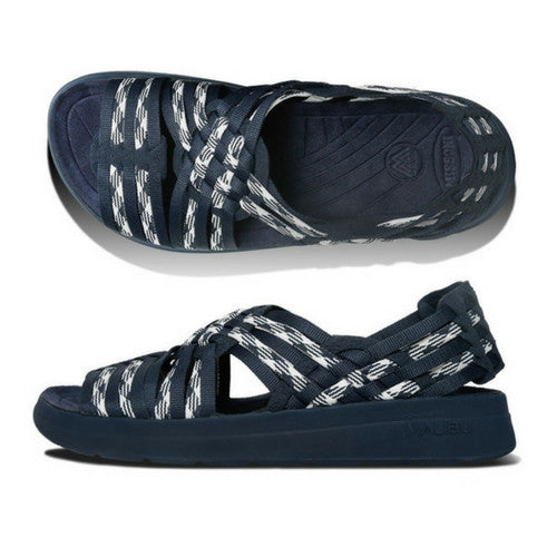 Malibu Sandals: Malibu x Missoni Canyon Sandals (navy white)