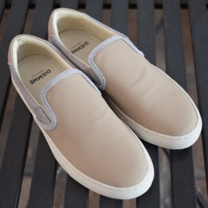 Diemme: Garda Rubberized Leather/Suede (beige)