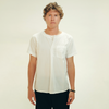 Engineered Garments: Med Shirt (white)
