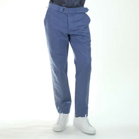 Officine Generale: Julian Pant (blue)