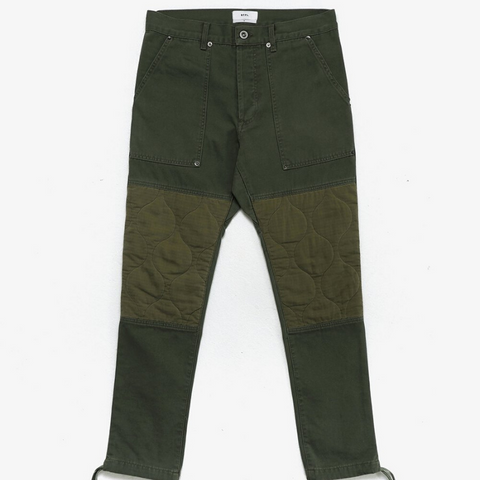 BTFL: Delta Kilo Pant (jungle green)