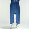Blue Blue Japan (man): Wide Pants (blue)