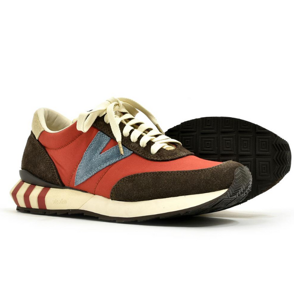 Visvim: Attica Trainer (red)