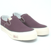 Visvim: Skagway Slip on (patten purple)