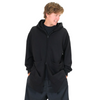 N. Hoolywood: Hooded Coat (black)