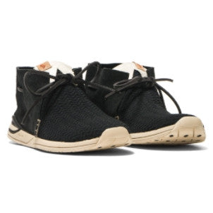 Visvim (woman): Huron Mesh Moc Folk (black)