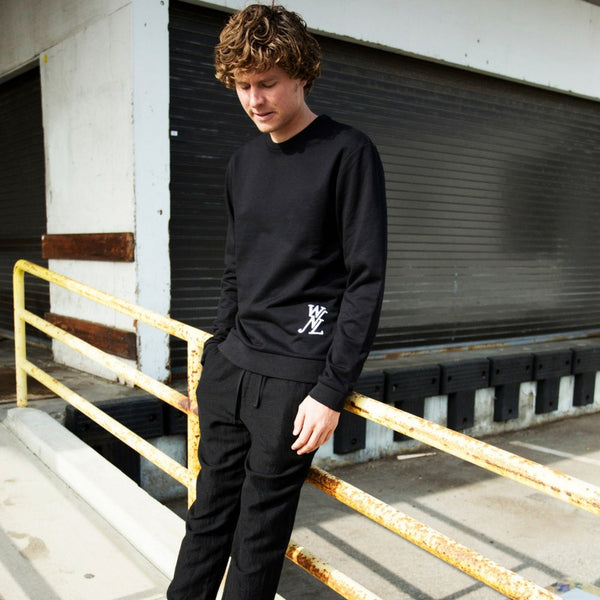Public School: Graeme Sweatshirt (black)
