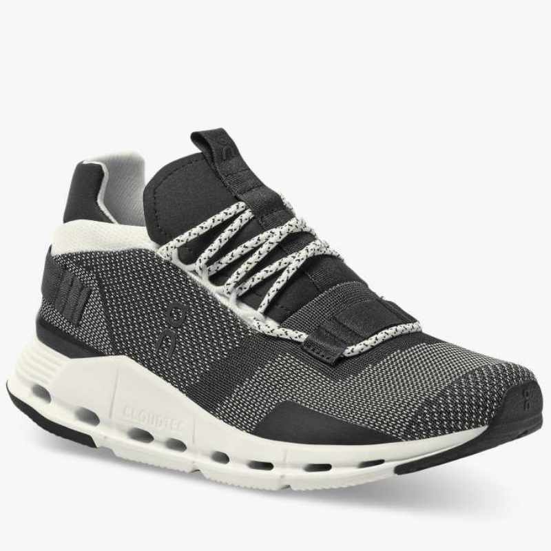 On Running (man): Cloudnova (black/white)