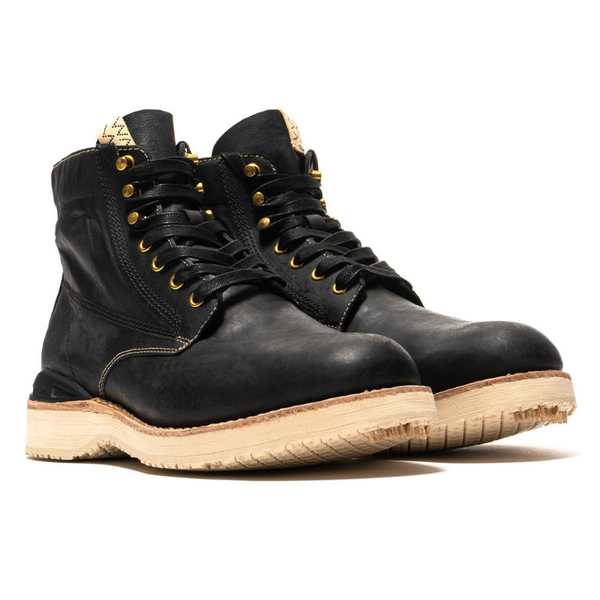 Visvim: Virgil Folk Boots (black)