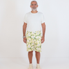 Engineered Garments: Ghurka Shorts (yellow cotton floral print)