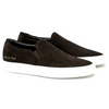 Common Projects: Slip on Suede (black)