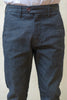 "Canvas . Malibu: ""Malibu Trouser"" (blue denim)"