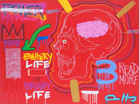 'Brain life vs. Battery life'