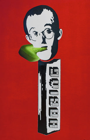 Pez (Keith Haring)