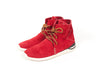 Visvim WMV (woman): Huron Moc Hi-Folk (red)