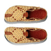 Malibu Sandals: Malibu x Missoni Latigo Sandals (straw/whiskey)