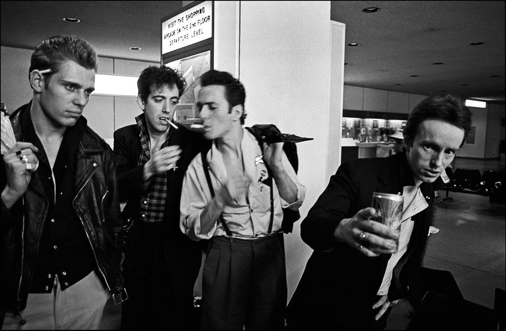 The Clash JFK