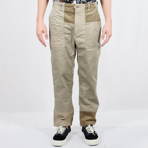 Engineered Garments: Fatigue Pant (khaki)
