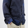 Engineered Garments: Loiter Jacket Highcount Twill (Dark Navy)