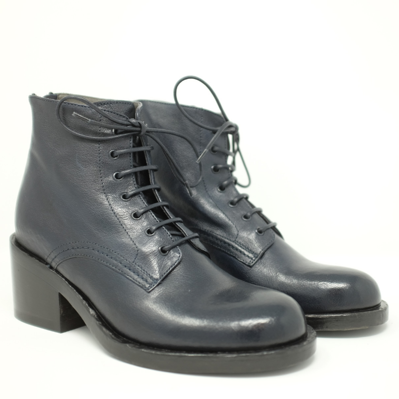 Officine Creative (woman):  Victoire Boot (navy)