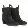 Officine Creative (woman):  Julie Boot (black suede)