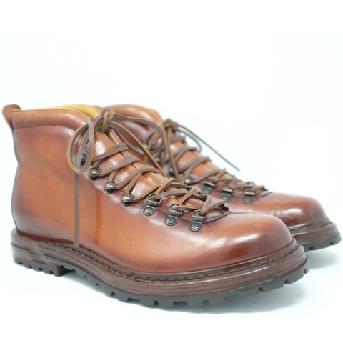 Officine Creative: Kontra Boot 'aero' (cognac)
