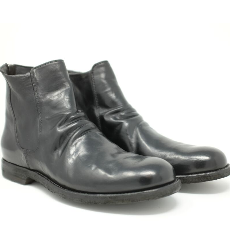 Officine Creative: Graphis Boot 'novak' (black)