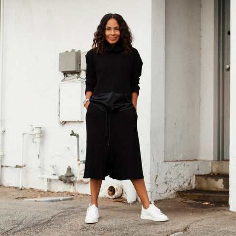 Public School Nyc (woman): Toko Short (black)