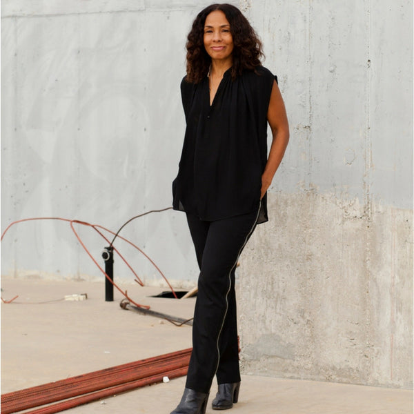 Public School Nyc (woman):  Ajax Pant (black)