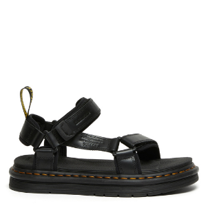 Dr. Martens (woman): Suicoke 'Depa' Leather Strap Sandals (black)