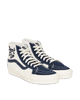 Vans Vault: Free & Easy Og Sk8-Hi Lx Sneakers (Dress Blue/Marshmallow)