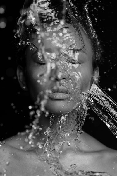 Water, Face, February 24 (edition of 5)