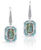 Amy Y Jewelry: Labradorite Earrings