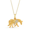 Amy Y Jewelry: Winged Horse (yellow gold)