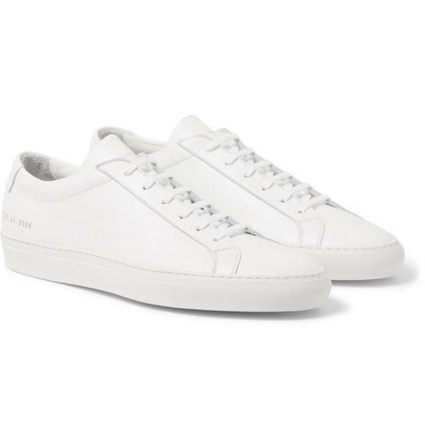 Common Projects: Original Achilles Low (white)