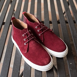 Oliver Spencer: Beat Shoe (burgundy)