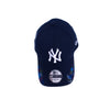 "CSGB: ""FU SNOOPY"" HAND-PAINTED FITTED BASEBALL HAT (navy)"