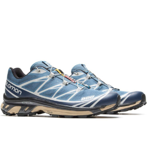 Salomon XT-6 Advanced (woman): (Copen Blue/Mood Indigo/Lunar Rock)