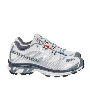 Salomon XT-4 Advanced: (Silver Metallic/Lunar Rock/Black)