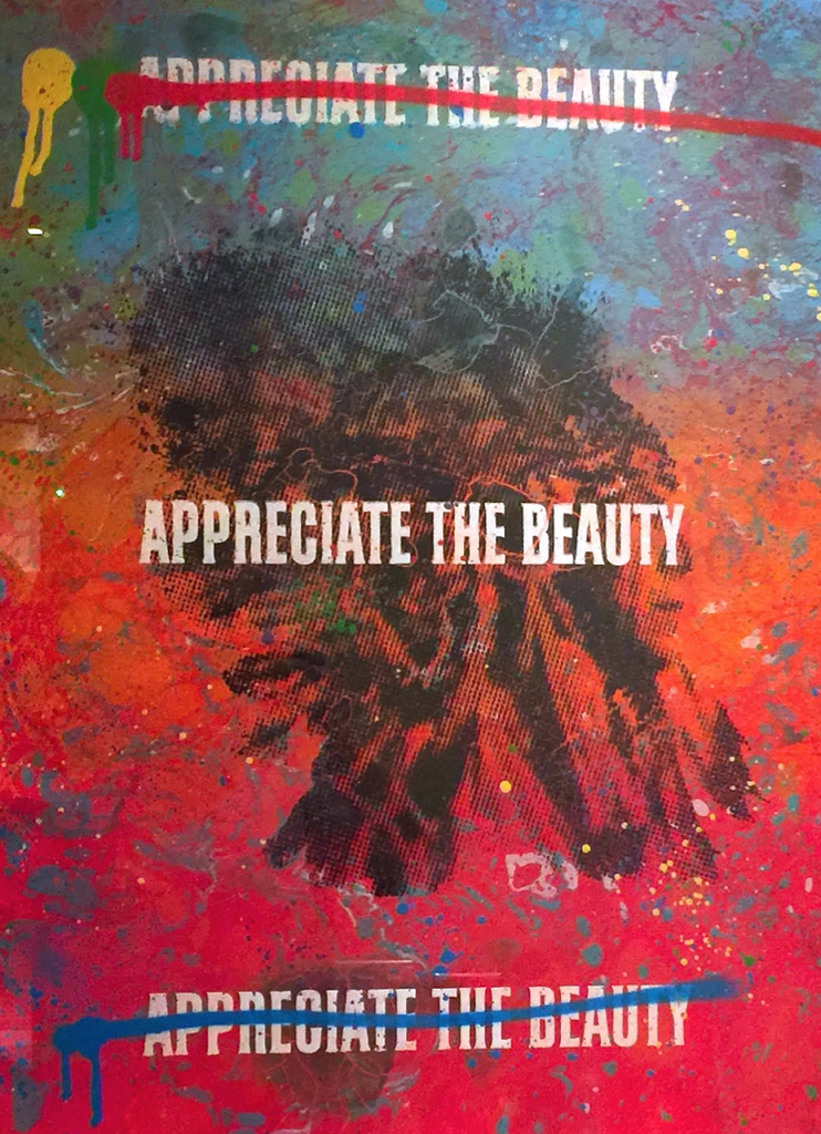 Appreciate the Beauty SOLD