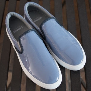 Diemme: Garda Patent Leather (glaucous blue)