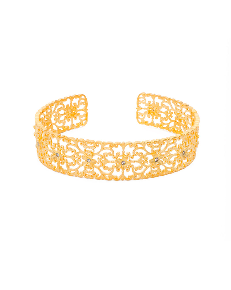 Daisy Medium Cuff